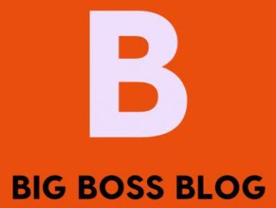 BigBossBlog